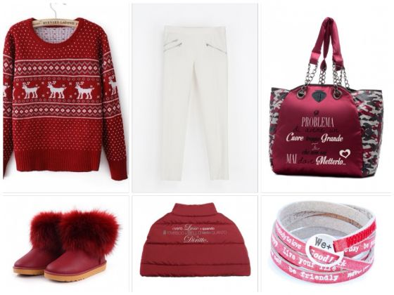 Quattro proposte outfit natalizie per essere al top ...
