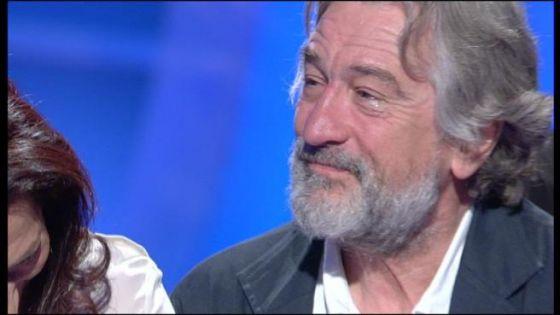 Robert de niro in lacrime a &;c'è posta per te&; (video)