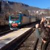 Trenitalia rimuove la fontanella dalla stazione di Sante Marie e gli abitanti protestano