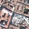 Grave crollo in Centro Storico a L'Aquila durante manifestazione