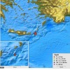 Terremoto al largo delle coste di Creta