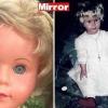 """Il Terribile Segreto della Bambola Peggy: """"Basta guardarla per avere un infarto"""". – Foto"""