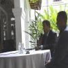 L'Ambasciatore Silvio Mignano al centro dell'iniziativa