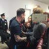 Vilipendio al Campione. Insulti e Sputi a Leo Messi in Aeroporto