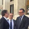 Incontro tra Cialente, vice ministro Zanetti e Sottanelli per trasferimenti fondi dal Governo