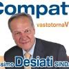 Elezioni Vasto, 5 Liste per Massimo Desiati. Tutti i Candidati