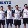 Argento e Bronzo per il ragazzi della Polisportiva VerdeAQua a Roma