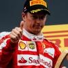 Kimi Raikkonen ancora un anno in rosso Ferrari. Il Finlandese firma per il 2017