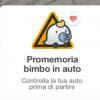 """L'App che Salva i Bimbi sul Seggiolino: """"Ti Avverte a Fine Tragitto"""""""