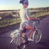 """Katy Perry Fa Vedere gli Slip in Bici: """"Sono un Po' Insolente..."""""""