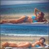 Anna Tatangelo e le Sexy Foto Al Mare
