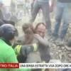 #Terremoto, il Salvataggio della Piccola Giulia Commuove il Mondo - Il Video