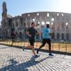 Mark Zuckerberg a Roma - foto da facebook