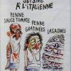 Agghiacciante Satira di Charlie Hebdo, sul Terremoto Italiano. #CharlieHebdo Satira o Immondizia?