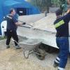 Squadra Protezione pescarese nel reatino