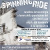 Sabato di Spinning Solidale per Amatrice alla World Gym Center con lo Spinning Ride
