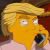 Anche i Simpson Predissero Donal Trump Presidente. GUARDA