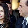Silvio Berlusconi e l'ex moglie Veronica Lario