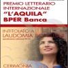 Premio Laudomia Bonanni, designato vincitore riservato agli studenti, la premiazione sabato 26