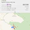 Terremoto, 21 scosse nella notte a L'Aquila.