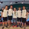 "Polisportiva Verdeaqua conquista l'argento  ai campionati italiani ""life saving di Milano"