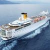 Incendio Costa Allegra: La nave alla deriva