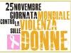 """Giornata contro la violenza sulla Donne, ActionAid presenta """"Una via d"""