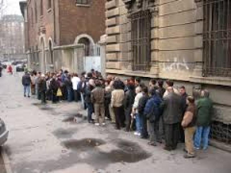 coldiretti in aumento i poveri in italia economia