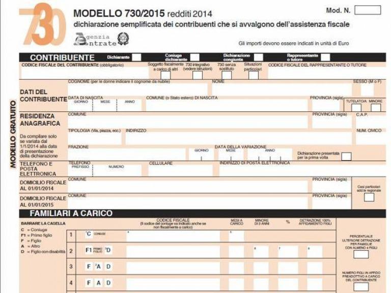 Nuovo 730 precompilato slitta al 23 luglio la scadenza for Scadenza presentazione 730 precompilato