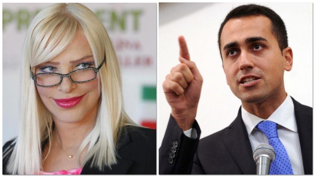 Cicciolina attacca Di Maio su Facebook: l'ex parlamentare querela l'onorevole?