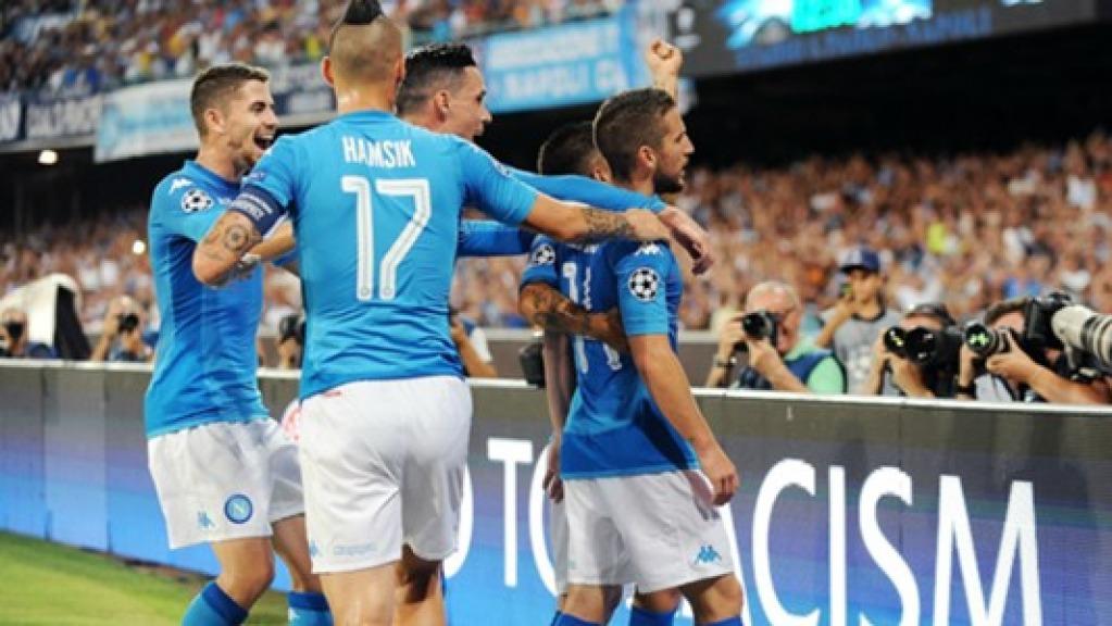 Champions: Juve con il Barça, Roma con Chelsea, Napoli-City
