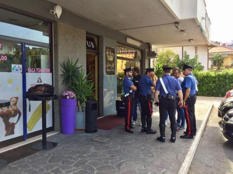 Montesilvano: Antonio Bevilacqua ucciso a fucilate nel pub