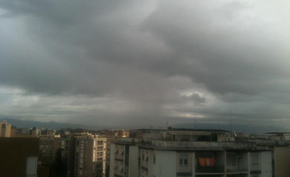 Nuova allerta meteo in Sicilia. A Gela attese piogge e schiarite