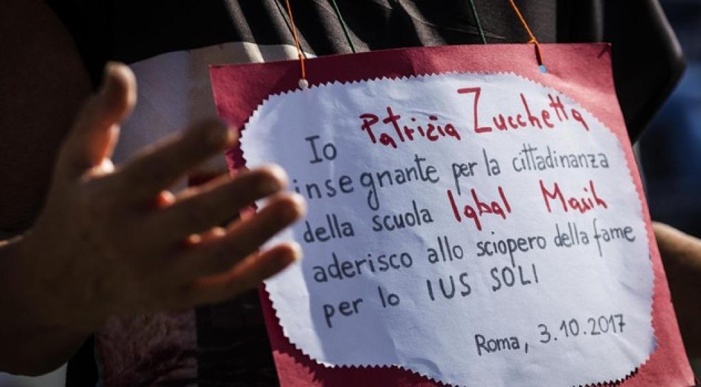Ius Soli, ministro Delrio aderisce allo sciopero della fame a staffetta