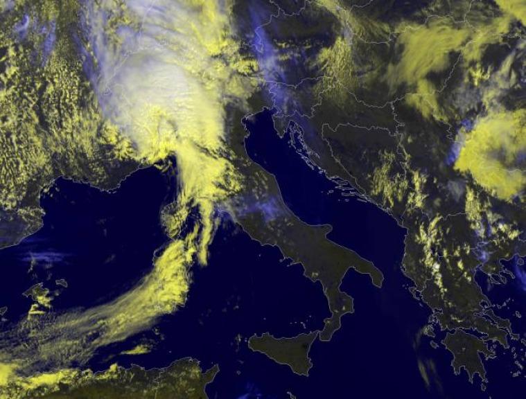 Previsioni meteo: nel weekend arriva il figlio di Ophelia e cambia tutto