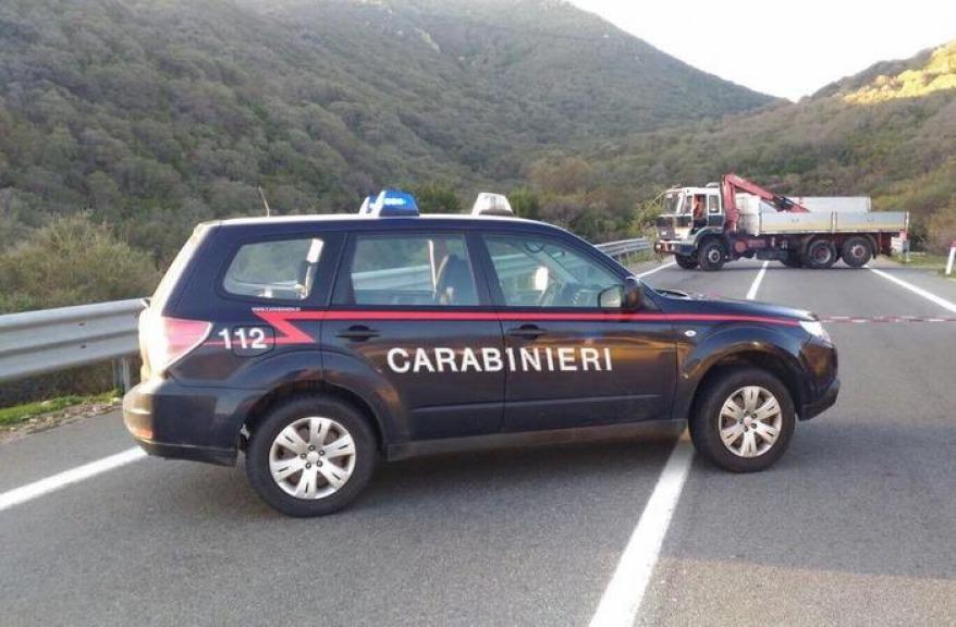 Tentato assalto a portavalori a Castiadas, è caccia ai banditi