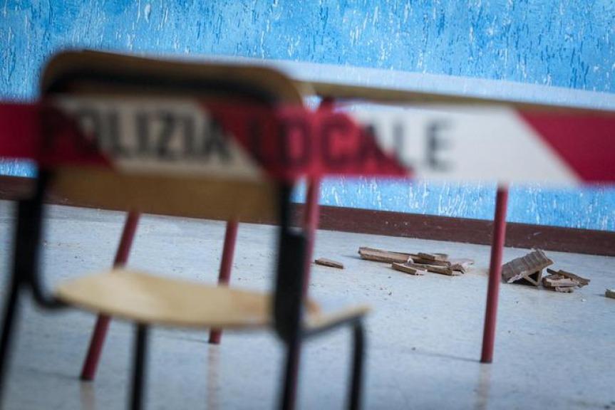 Rischio sismico, la Cassazione: 'Sindaci non si oppongano al sequestro delle scuole'