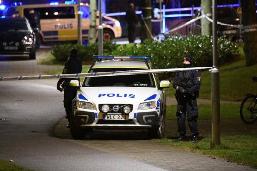 Svezia, stazione di polizia colpita da forte esplosione