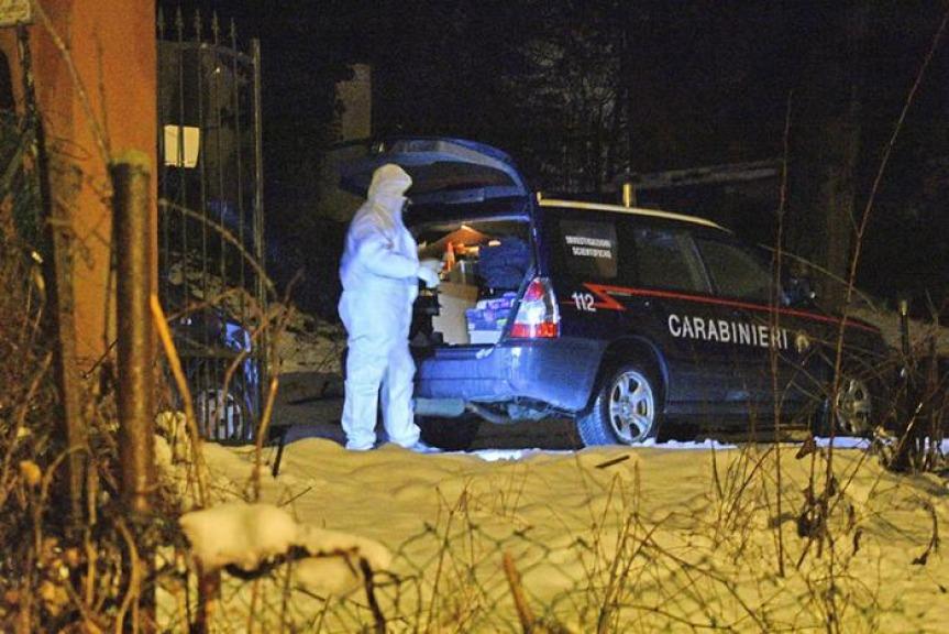 Arquata Scrivia: anziana muore in casa con i polsi legati