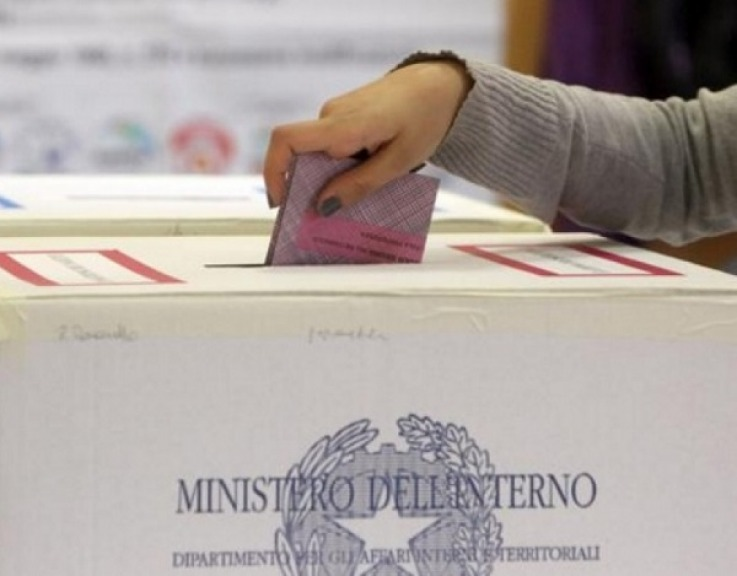 Elezioni 2018, guarda i vip nei seggi