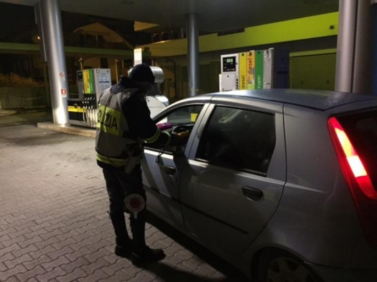 Ubriachi al volante: giro di vite della Polstrada nel Chietino