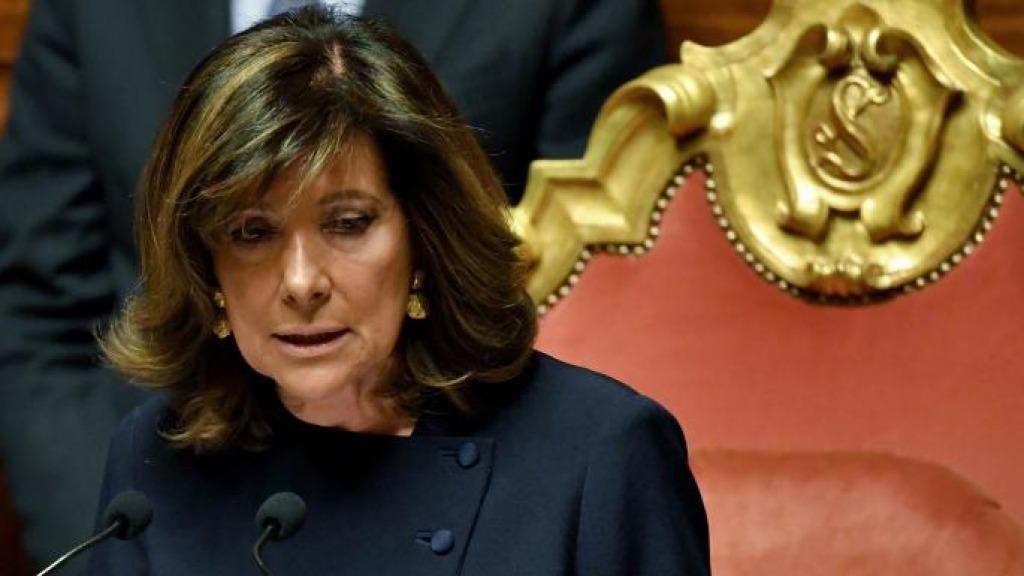 Governo, secondo giro di consultazioni per Casellati. Il centrodestra si presenta unito