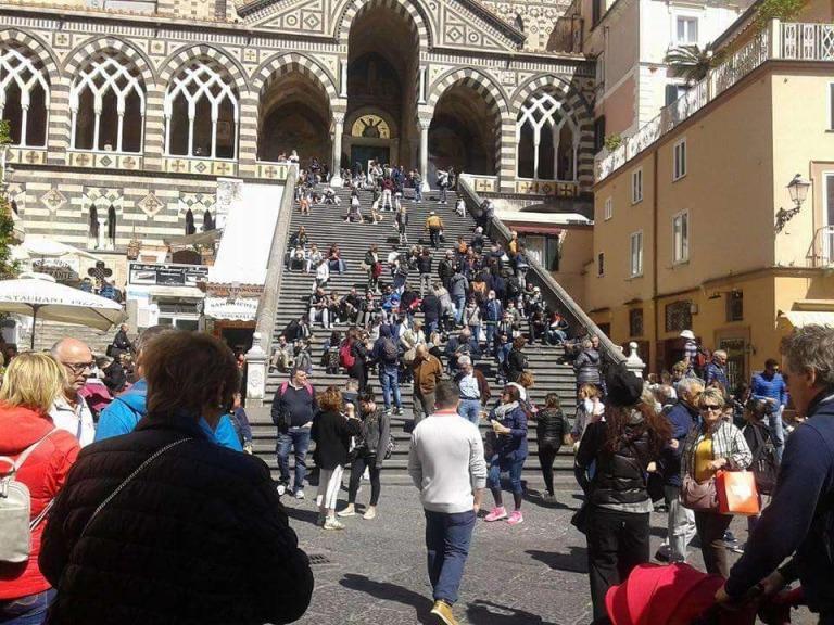 Otto milioni di italiani in viaggio per 25 aprile e primo maggio