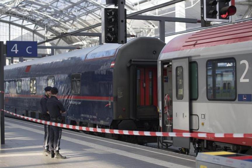 Incidente ferroviario a Salisburgo, feriti 54 passeggeri