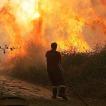 Incendio a Montereale, la Forestale ad evitare comportamenti pericolosi