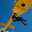 Escursionista si infortuna sul Gran Sasso, soccorso dal CNSAS