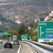 A25, lavori di manutenzione urgenti chiusura per la rampa uscita Bussi-Popoli