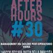 Primo Maggio a Pescara con Afterhours, Management del dolore post operatorio, Voina e Guevara.
