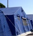 Centenaria in tendopoli: ''Non vado via da L'Aquila...''