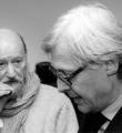 Marcello Mariani e Vittorio Sgarbi